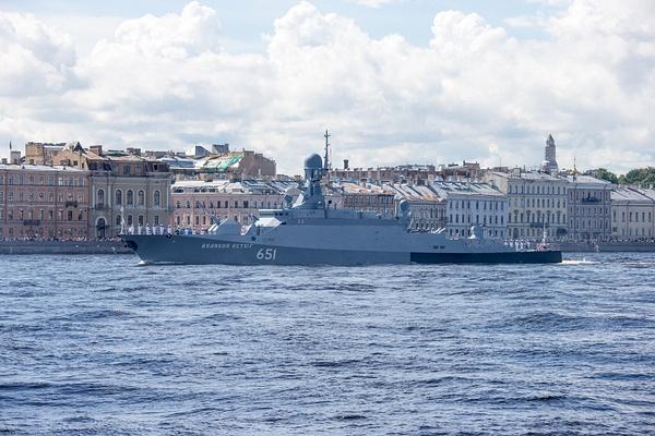 Парад ВМФ 260720 ч3 by IgorKolokolov