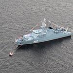 Парад ВМФ 240720 от БЛ с Ка-27 ч1