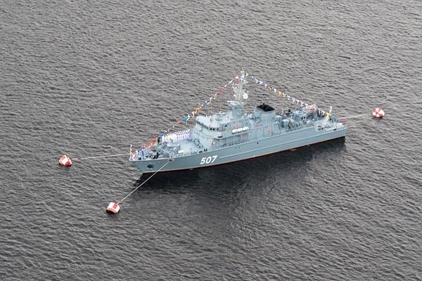 Парад ВМФ 240720 от БЛ с Ка-27 ч1 by...