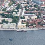 Парад ВМФ 240720 от БЛ на Ка-27 ч2