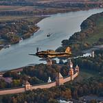Ил-2 над Новгородом от БЛ