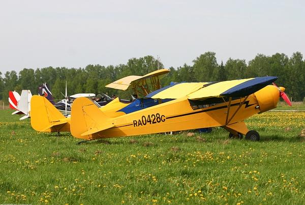 Piper J-3_RA-0428C_08 by IgorKolokolov