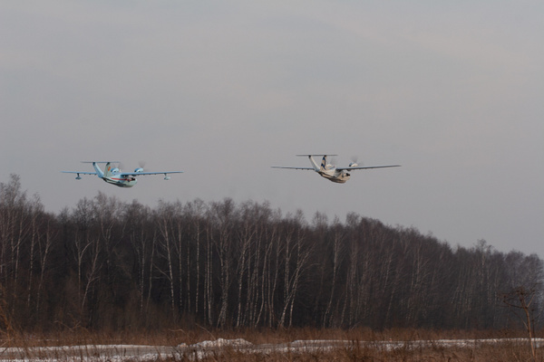 Первый полет by IgorKolokolov