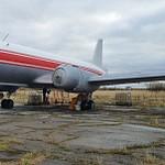 Ил-14 в Остафьево