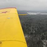 131220 полет в Орешково.