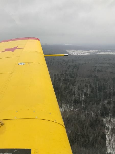 131220 полет в Орешково. by IgorKolokolov