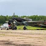 Ил-2 в Великом Новгороде