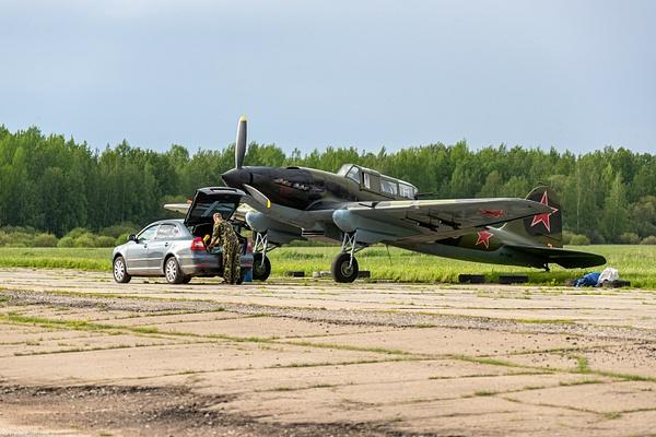 Ил-2 в Великом Новгороде by...
