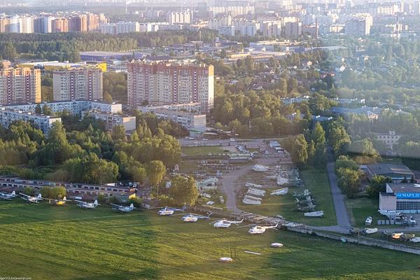 Полет в Новгород ч1 by IgorKolokolov