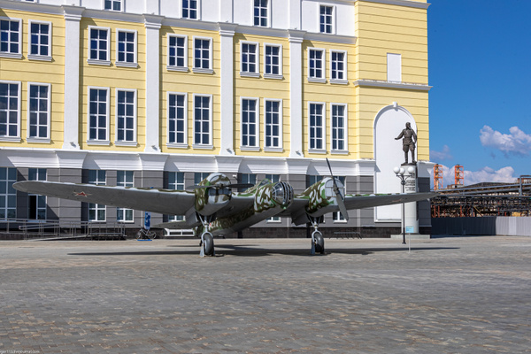 Музей в Ект ч1 by IgorKolokolov