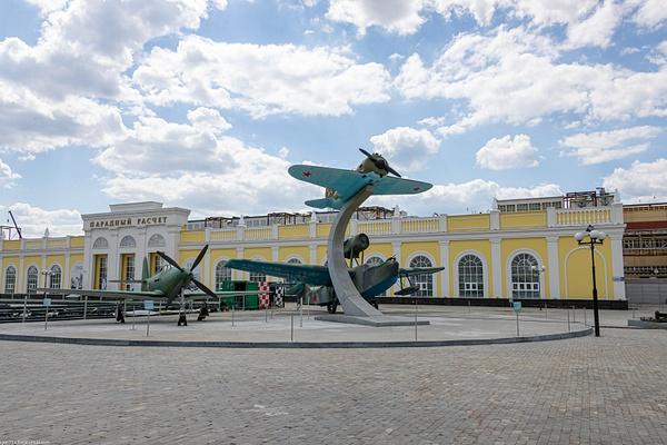 Музей в Екб ч8 by IgorKolokolov