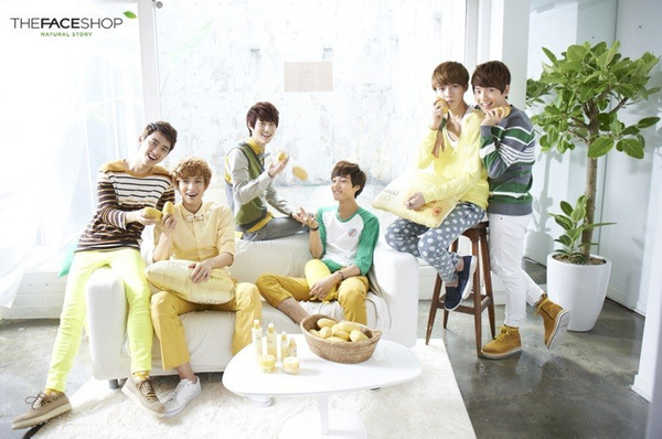 THE FACE SHOP by Ohsehunna