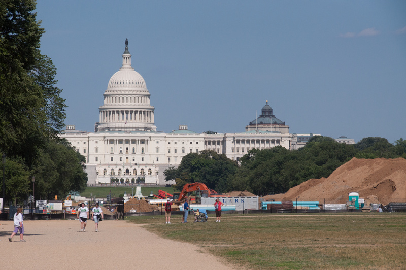 The Capitol Dome