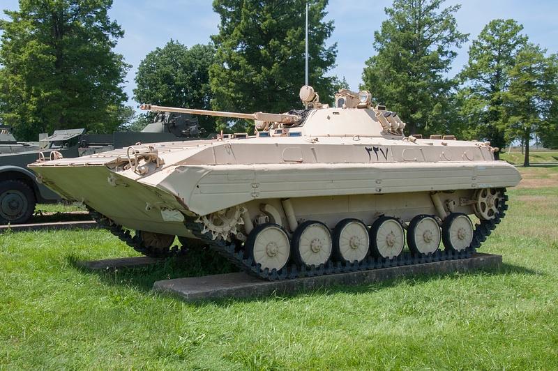 BMP-1 in good shape