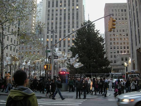 2011 NYC Christmas and random sights by Willis Chung