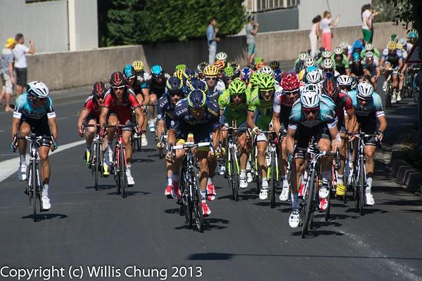 2013July Tour de France Stage 6: Aix to Montpellier,...