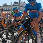 2013July Tour de France Stage 7: Montpellier to Albi, Just the Riders