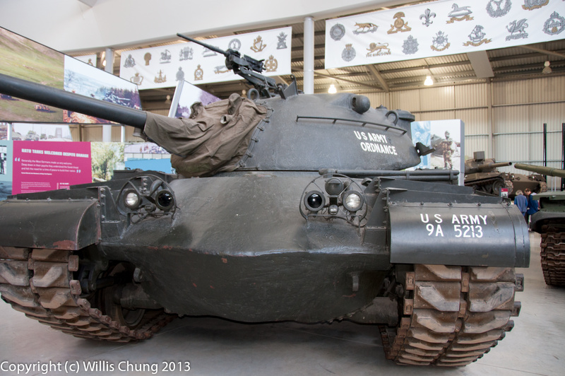 The M48 from a slightly different angle