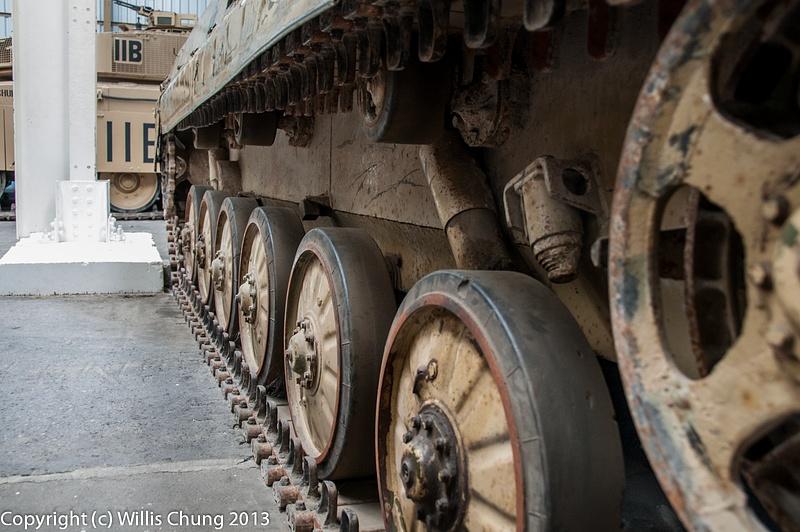BMP-1 tracks