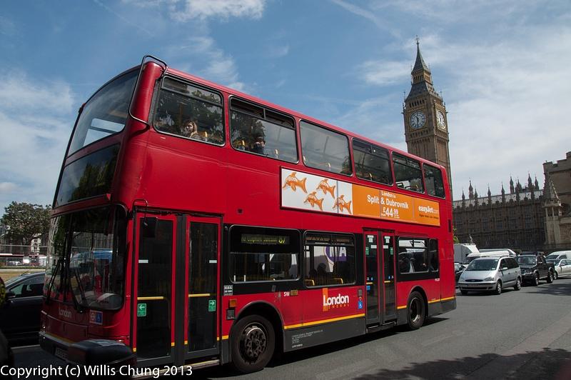 Yup, it's London!