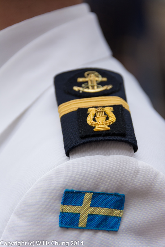 Marinens Musikkår, the band of the Swedish navy