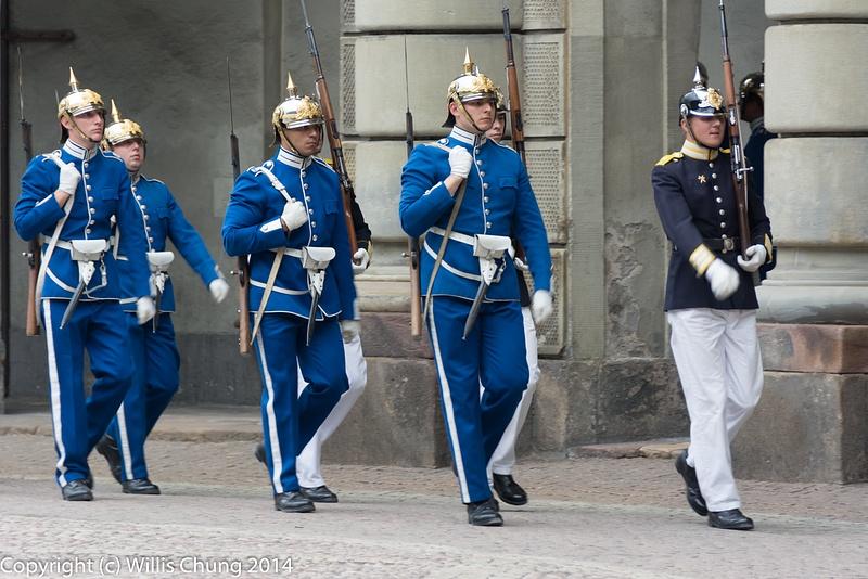 Morning Guard unit retiring