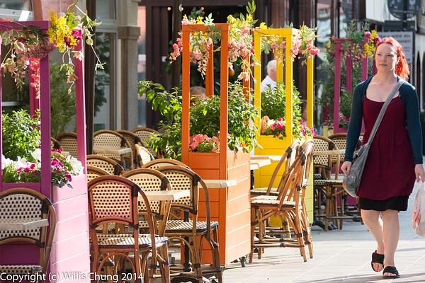 2014July Uppsala Street Scenes by Willis Chung