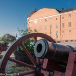 2014July Uppsala Slott (Castle)
