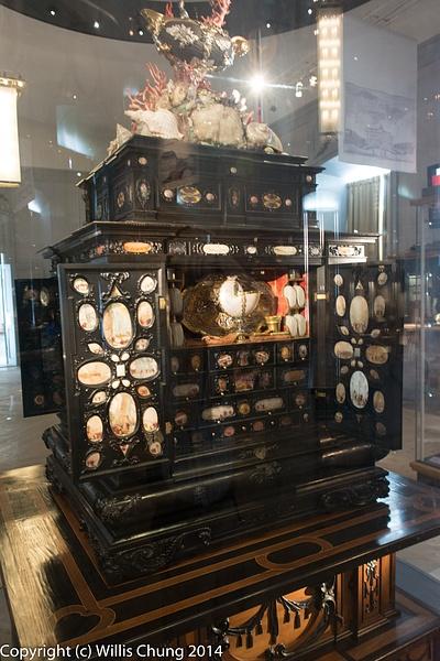 2014July Uppsala Museum Gustavianum by Willis Chung