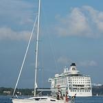 2014July Stockholm Day 4 Boat Tour