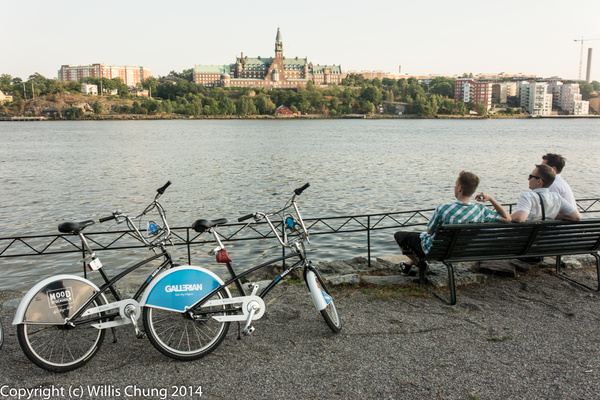 2014Aug Stockholm Day 8 Afternoon by Willis Chung