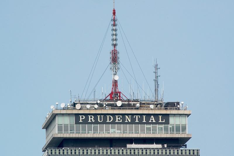 Top of the Pru