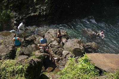 2015Apr Dominica Middleham Falls Hike