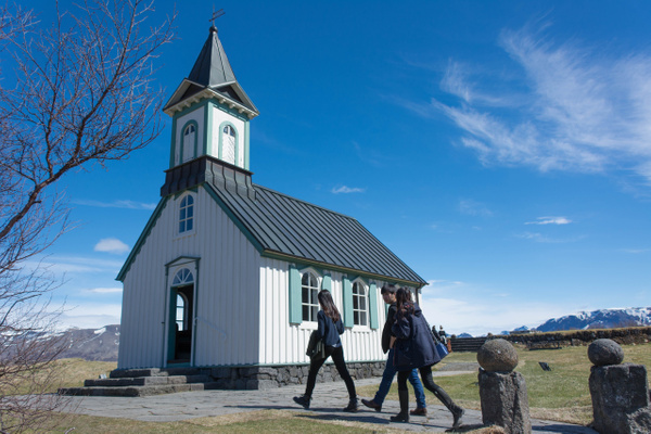 Day 2: Golden Circle: Þingvellir to Geysir Public by...
