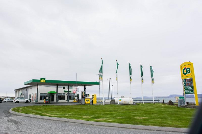 Convenient, clean, safe petrol stations.