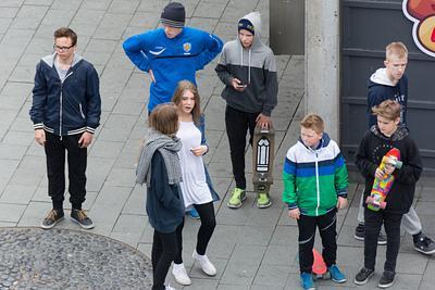 Day 4: Reykjavik: Central Square People