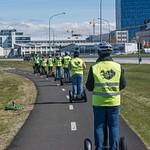 Day 5: Reykjavik: Segway Tour