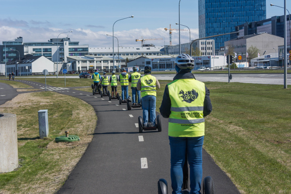 Day 5: Reykjavik: Segway Tour by Willis Chung