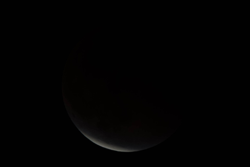 Greatest extent of eclipse 2127MDT