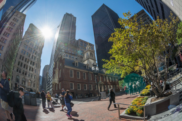 2015Oct Boston Freedom Trail by Willis Chung
