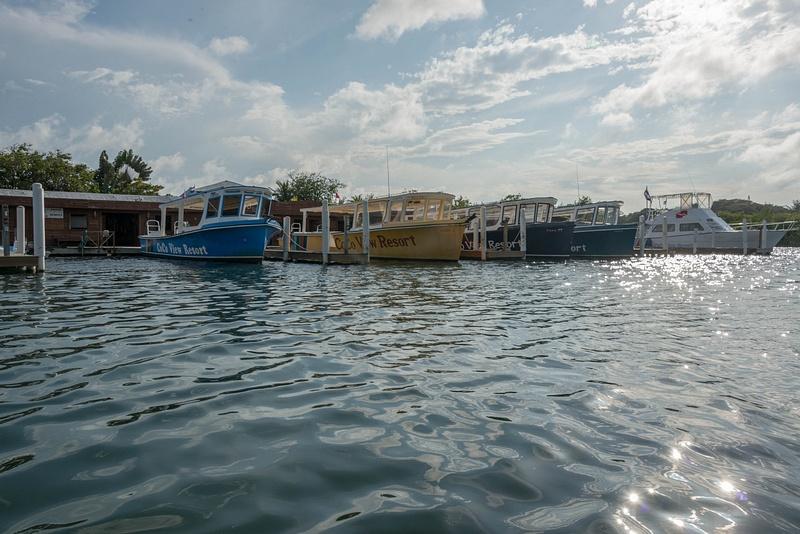 The CoCo View Resort fleet