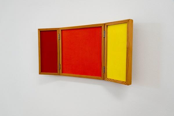 Shades of Mondrian! by Willis Chung