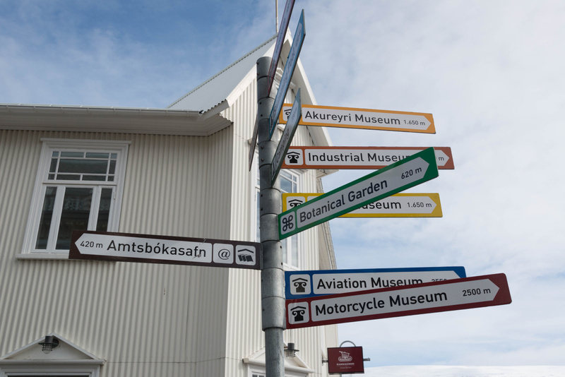 Quite a few things to do in Akureyri!