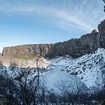 2016Apr Iceland Day 9: Ásbyrgi Canyon
