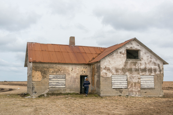 2016Apr Iceland Day 10: Langanes Abandoned Houses and...
