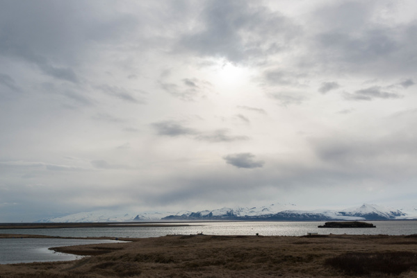 Another look out east over Vatnajökull National Park by...