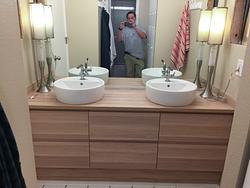 2016Oct IKEA Bathroom Remodel