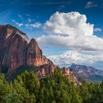 2015Oct Zion NP: Kolob Terrace Rd and Kolob Canyons