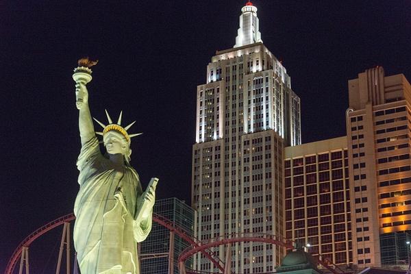 New York, Las Vegas! by Willis Chung