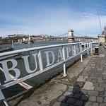 Day 3 Walk to Széchenyi Chain Bridge and Buda Castle